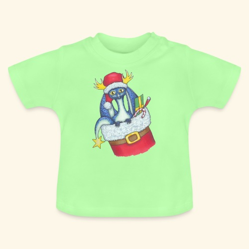 Juldrake - Baby-T-shirt