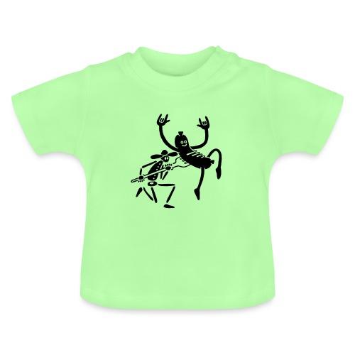 Wurst und Kauboi - Baby T-Shirt