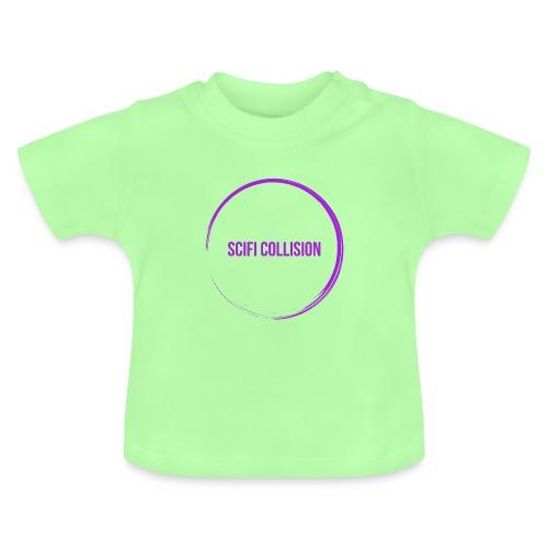 Purple Logo - Baby T-Shirt