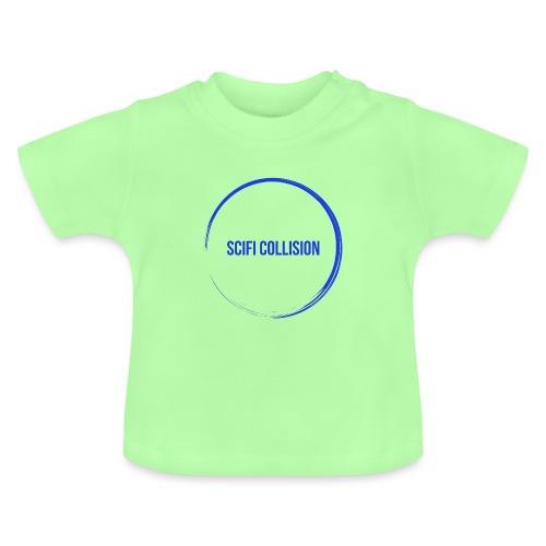 Dark Blue Logo - Baby T-Shirt