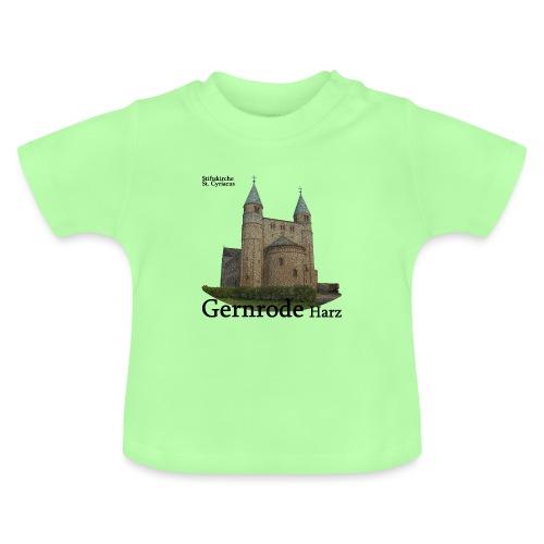 gernrode stiftskirche 4 - Baby T-Shirt