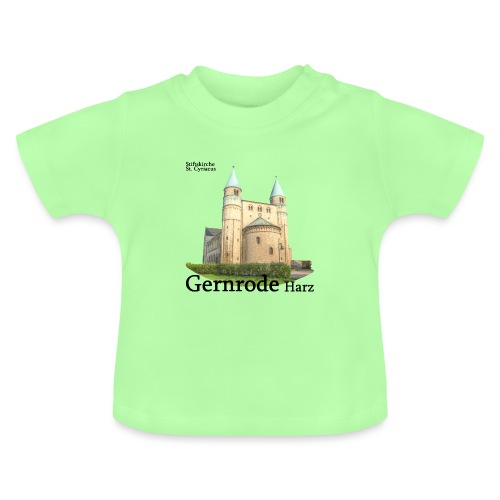 gernrode stiftskirche 3 - Baby T-Shirt