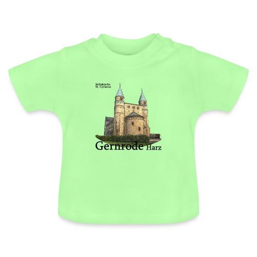 gernrode stiftskirche 1 - Baby T-Shirt