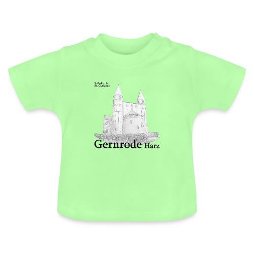 gernrode stiftskirche 2 - Baby T-Shirt
