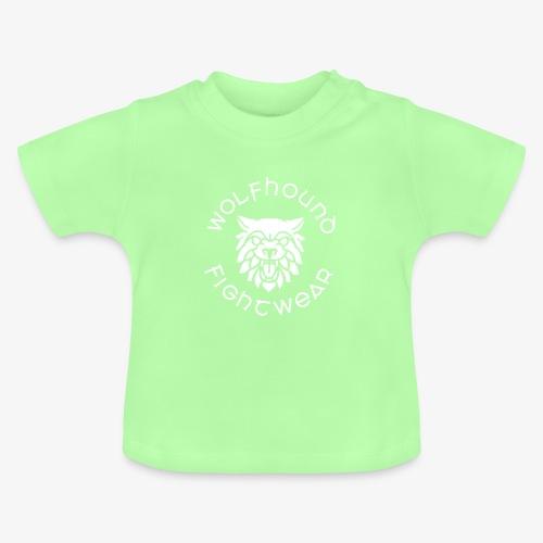 logo round w - Baby T-Shirt