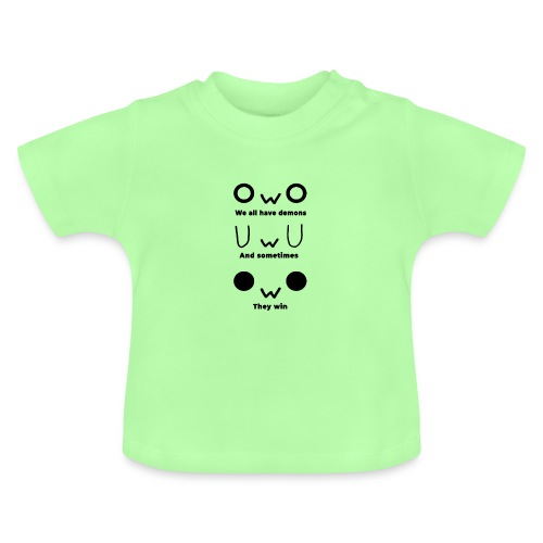 OWO - Vauvan t-paita