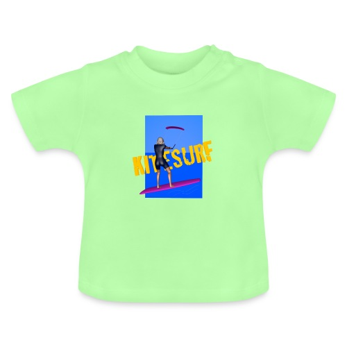 KITESURF FEMME - T-shirt Bébé