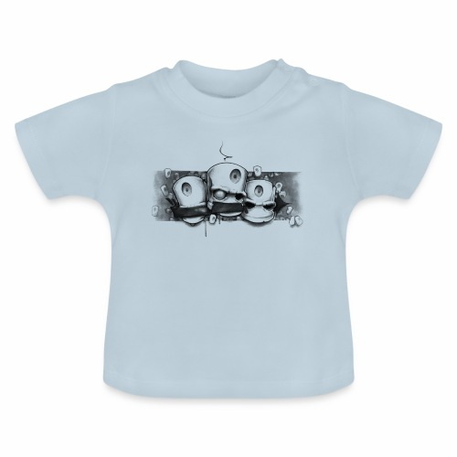 Dont ! Moe Frisco Ver01 - Baby T-shirt