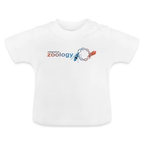 Integrative Zoology Department Logo (bright) - Baby T-Shirt