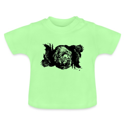 Raven & lion - T-shirt Bébé