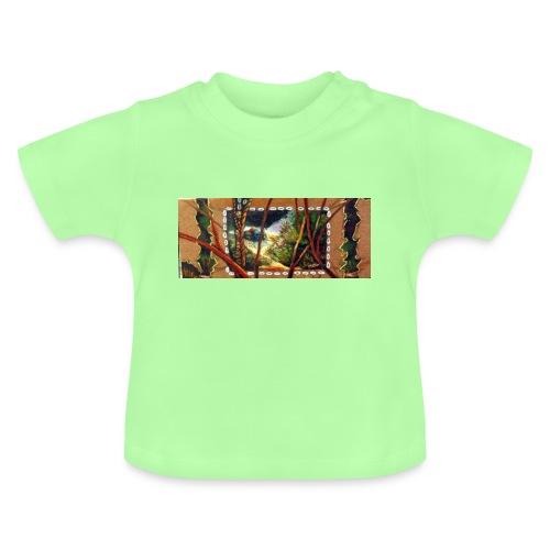 Deep Mint Insight Men's T- Shirt - Baby T-Shirt
