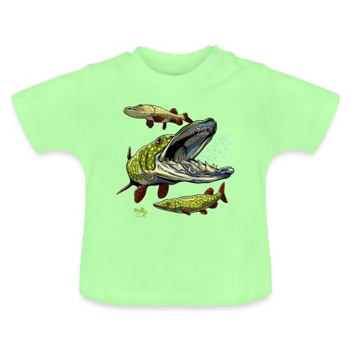 HAUKI Tekstiilit ja lahjat - Vauvan t-paita