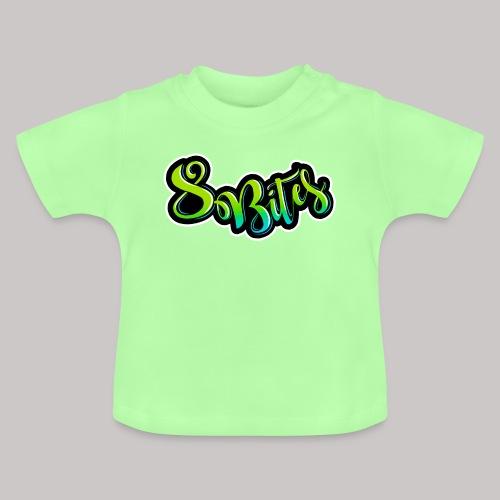8 Bites Gradient - Baby T-Shirt