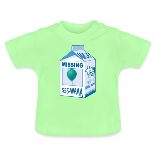 Missing: balloon - Baby T-Shirt