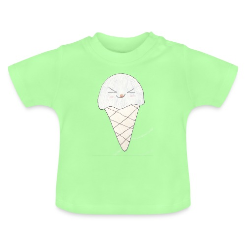 Kids for Kids: Icream 2 - Baby T-Shirt