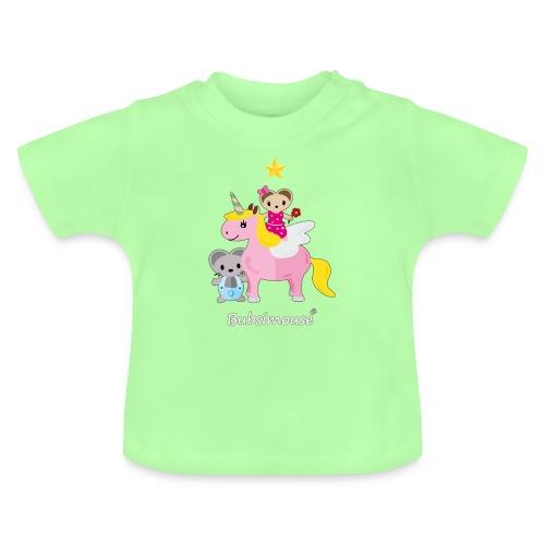 Baby Strampler Einhorn - Baby T-Shirt