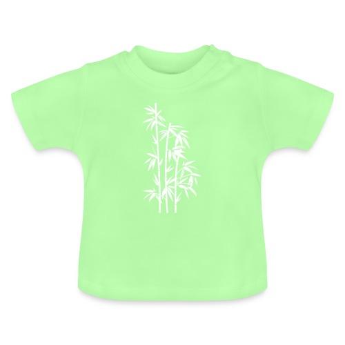 Bianco Dafne 01 - Maglietta per neonato