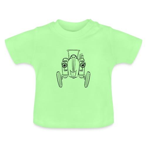 Brunhilde in schwarz - Baby T-Shirt