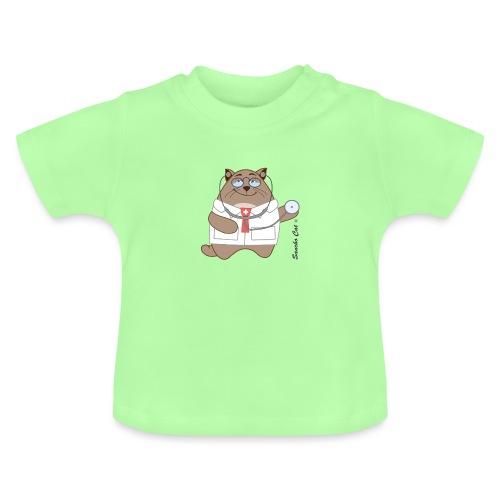 Katzen Arzt - Sancho Cat © - Baby T-Shirt