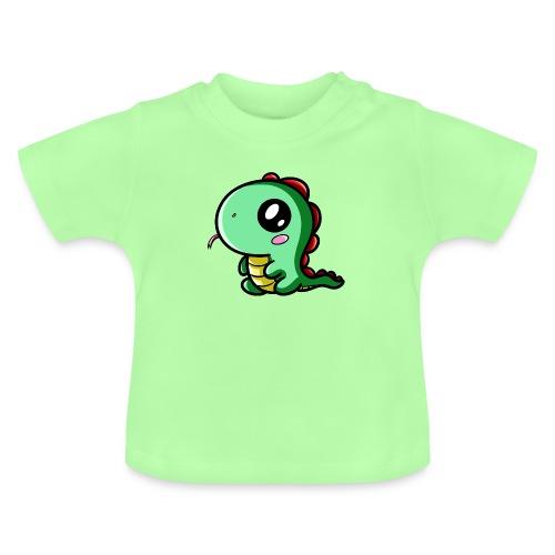 Dinosaure Kawaii - T-shirt Bébé