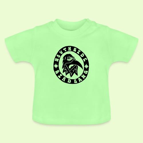 BLACK EAGLE LOGO - Vauvan t-paita