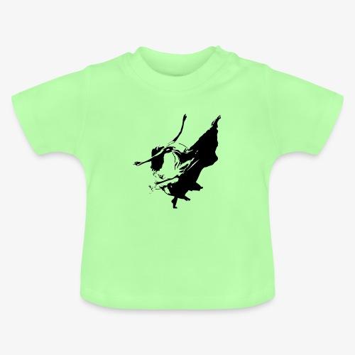 la danseuse libre - T-shirt Bébé