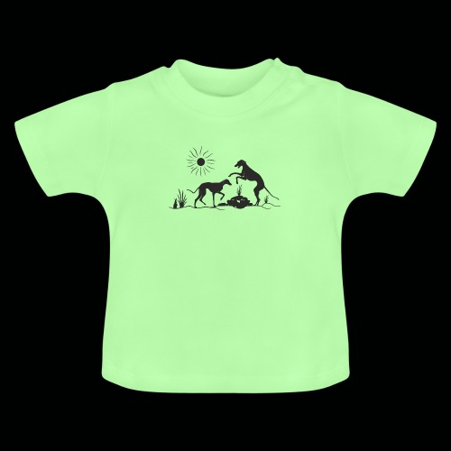 A Galgo`s Day - Baby T-Shirt