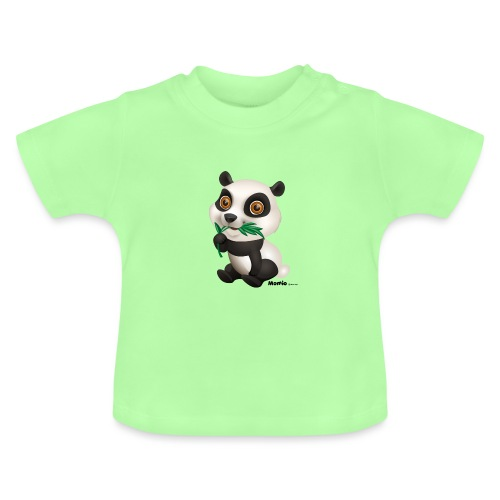 Panda - Koszulka niemowlęca