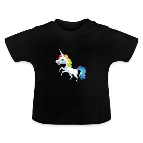 Regenboog eenhoorn - Baby T-shirt