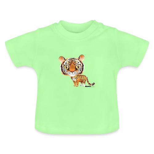 Tygrys - Koszulka niemowlęca