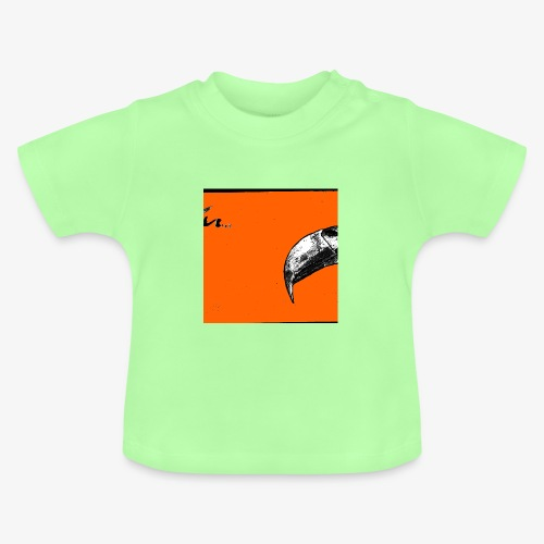 Beak Original Artwork - Baby-T-shirt