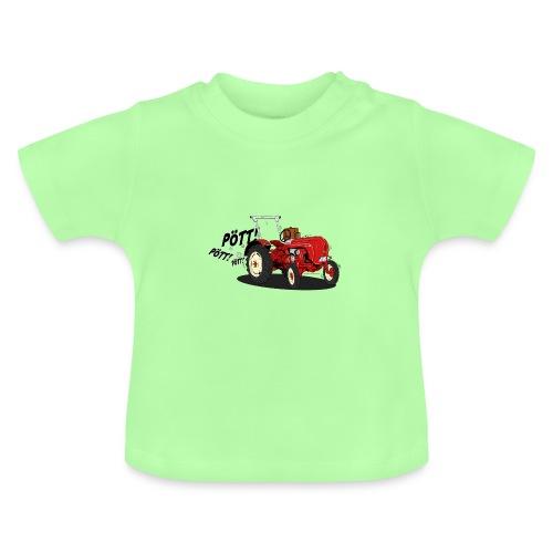 Brunhilde pött pött - Baby T-Shirt