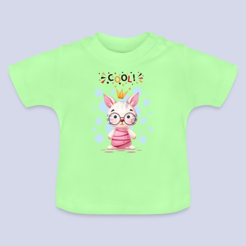 Nice Cat, Kitty Design for everyone - Baby T-Shirt