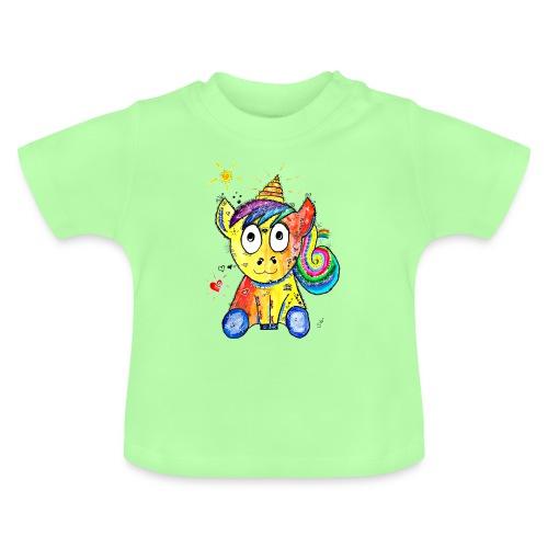 Happy Unicorn - Baby T-Shirt