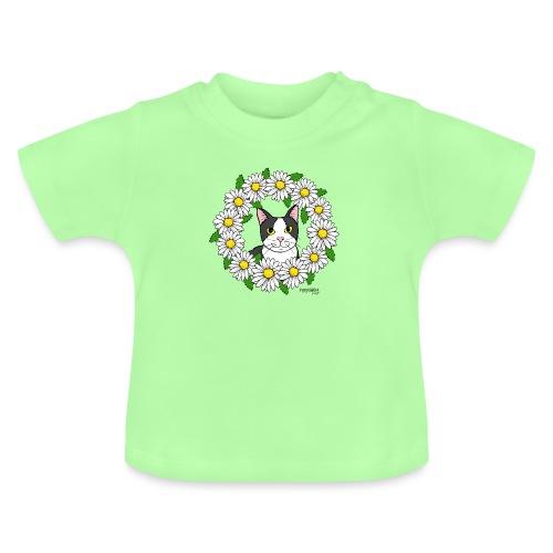 Flora - Vauvan t-paita