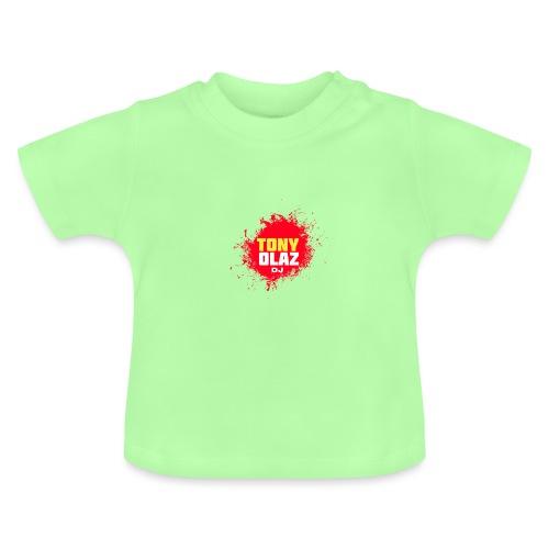 Marca Tony Olaz dj - Camiseta bebé