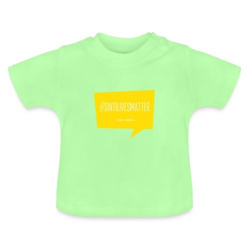 Sinti Lives Matter - Baby T-Shirt