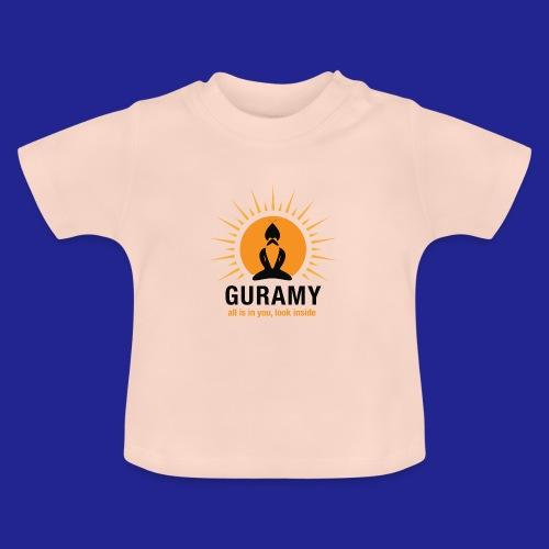 final nero con scritta - Baby T-Shirt