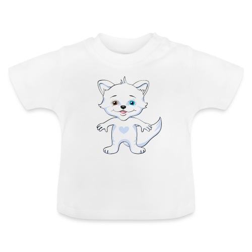 Rävlycka - Baby-T-shirt