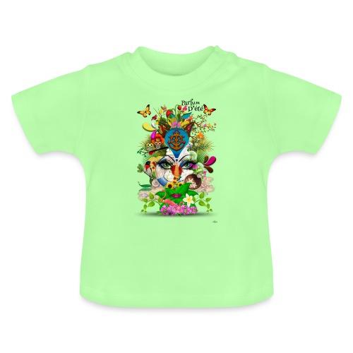 Parfum d'été by T-shirt chic et choc - T-shirt Bébé