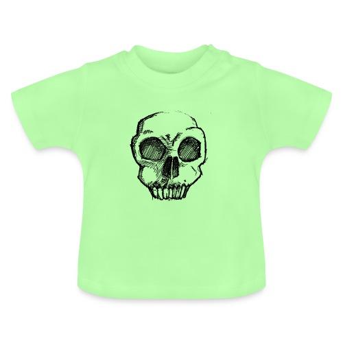 Skull sketch - Baby T-Shirt