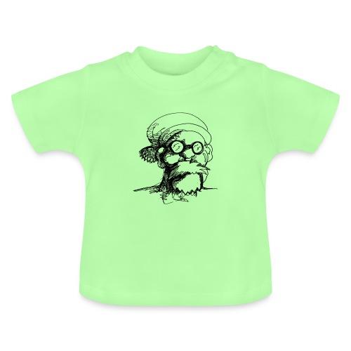 Santa Sketch - Baby T-Shirt