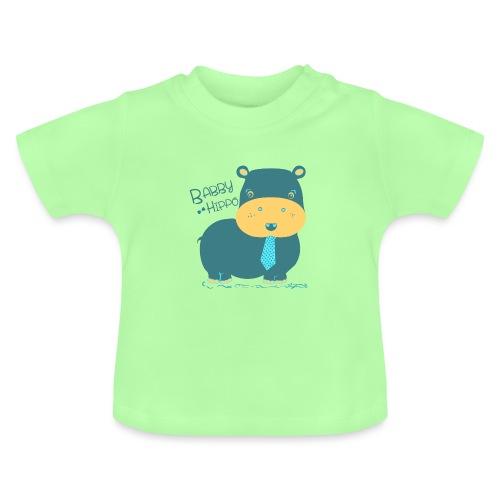 Baby hippo - Camiseta bebé