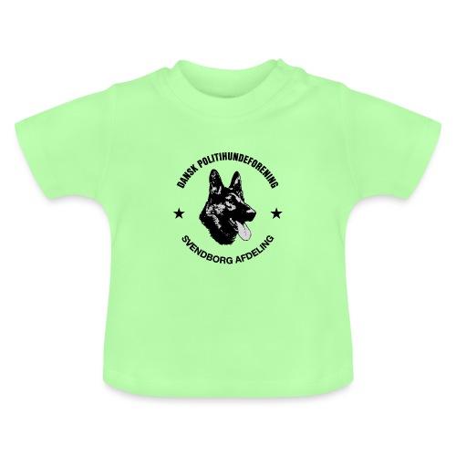 Svendborg ph sort - Baby T-shirt