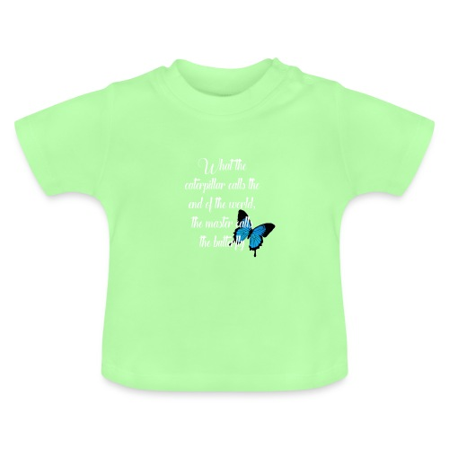 The butterfly - Baby T-Shirt