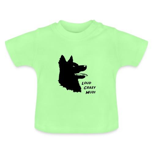 mudiheadschrift - Baby T-Shirt