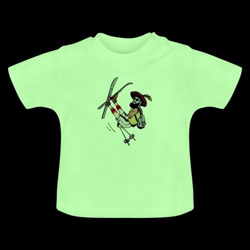 Freestyler mit Lederhosen - Maglietta per neonato