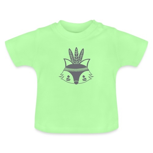 Indianen vos - Baby T-shirt