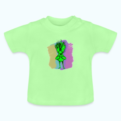 LITTLE COBOLD real drawing - Baby T-Shirt