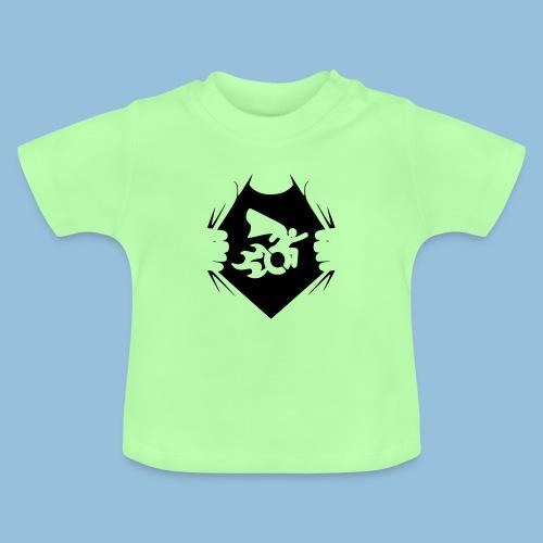 Wheelchair shirt 001 - Baby T-shirt